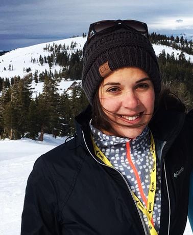 Hannah Spaulding, CTRS/R : Treasurer